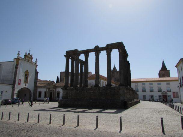 Templo de Diana - Evora