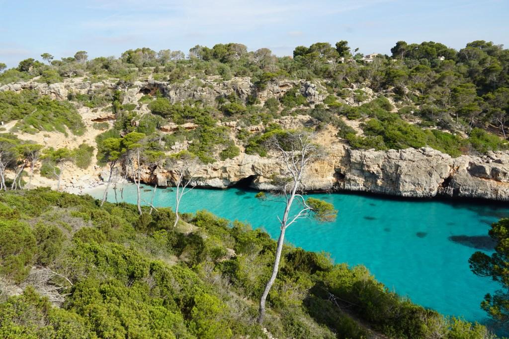 Calas más bonitas de Mallorca