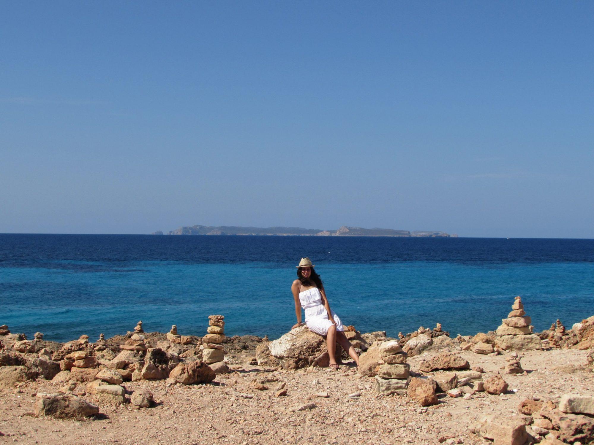 Isla de Cabrera desde Mallorca