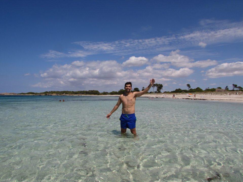 playa Es Caragol, Mallorca