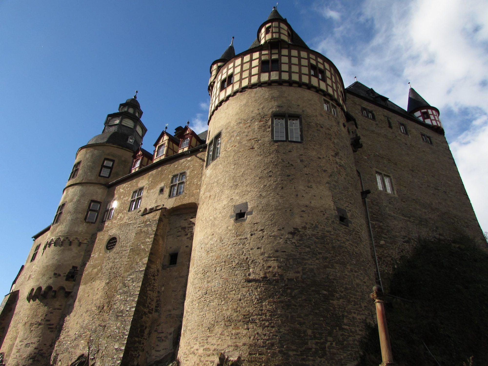 castillo de burresheim alemania mayen