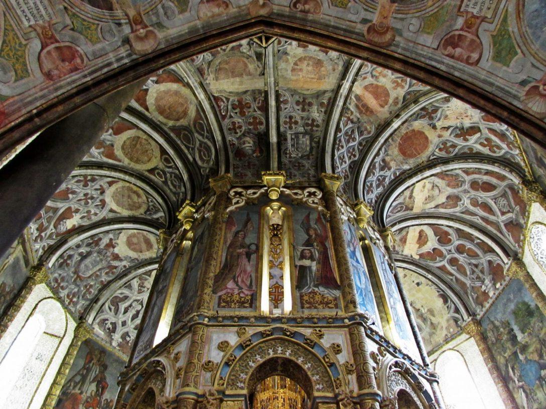 La Charola del Convento de Cristo, Tomar
