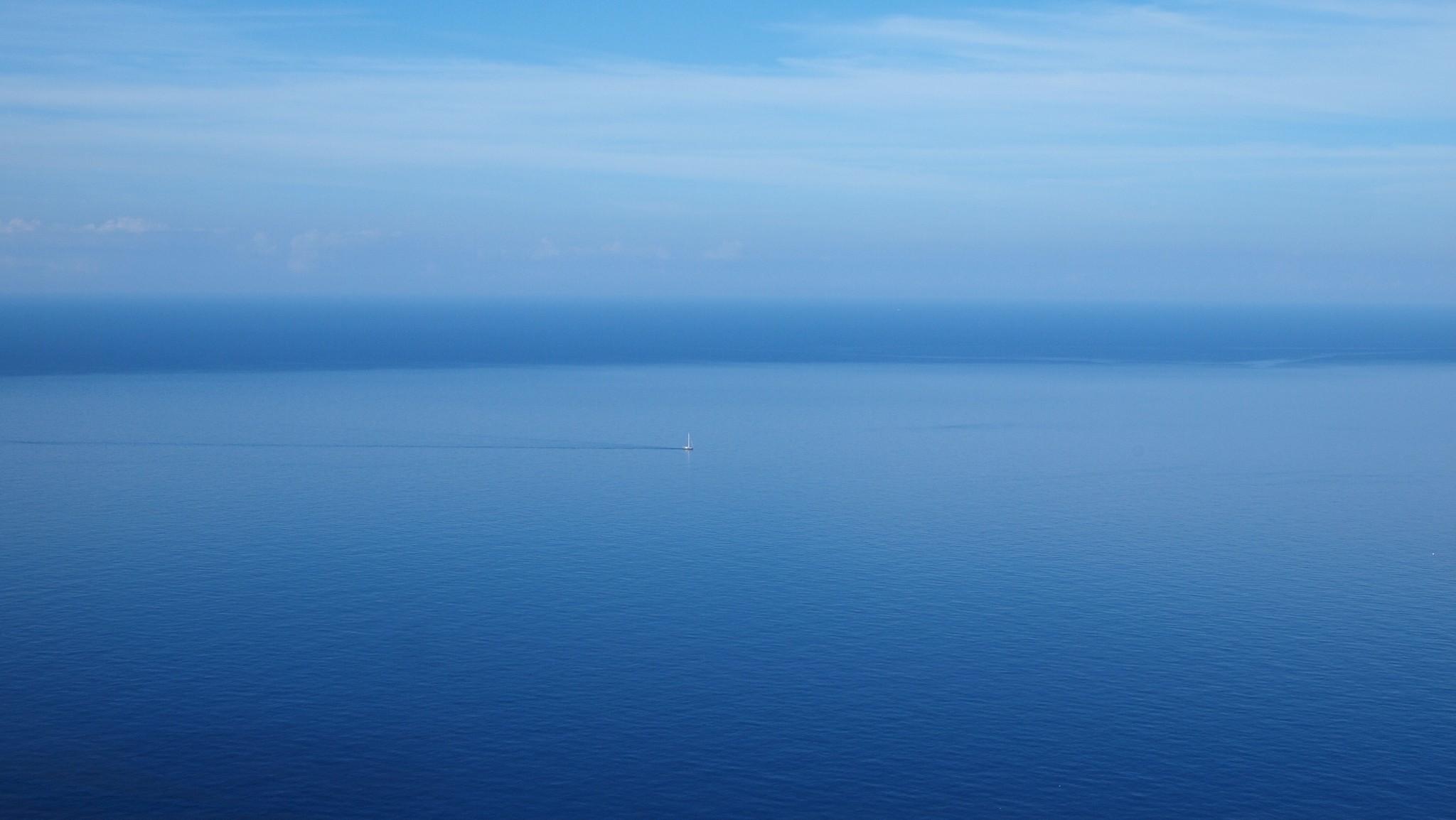 Mar mediterráneo - Ruta de los miradores