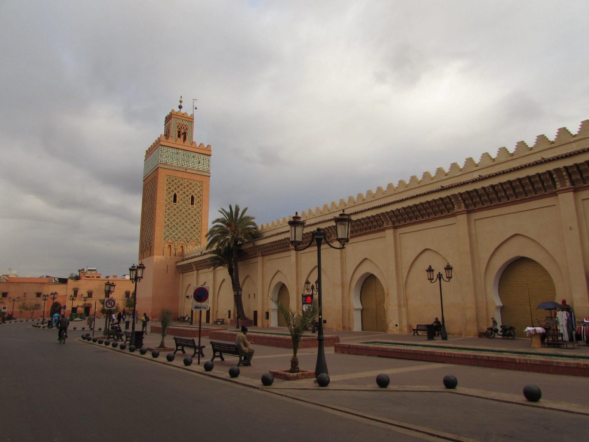 Mezquita Moulay el Yacid