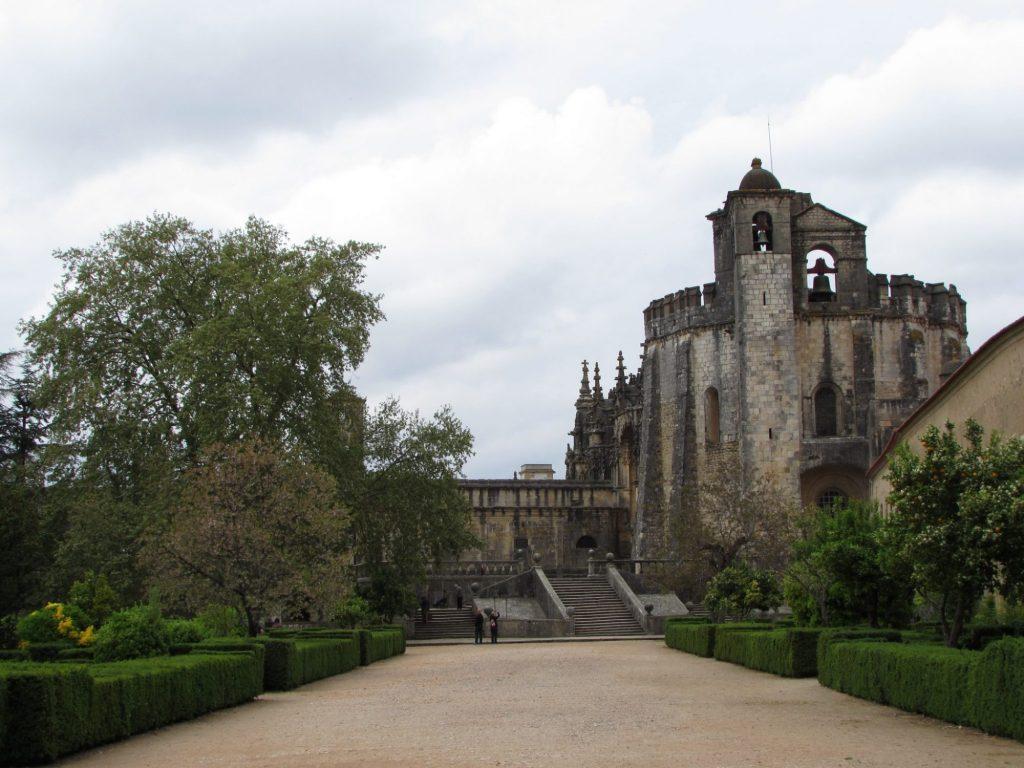 convento tomar ruta portugal