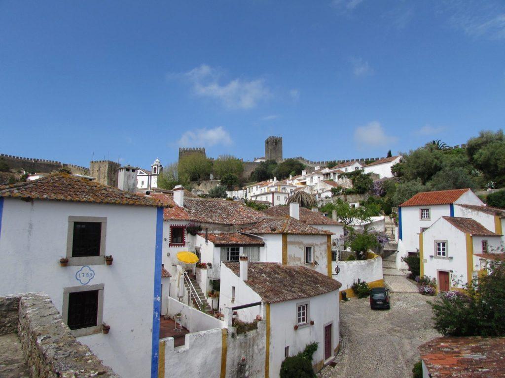 obidos ruta por portugal