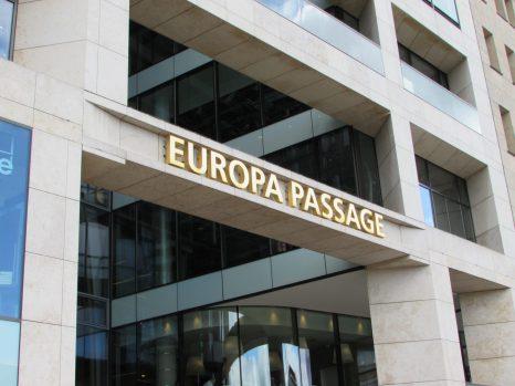 Europa Passage - Hamburgo