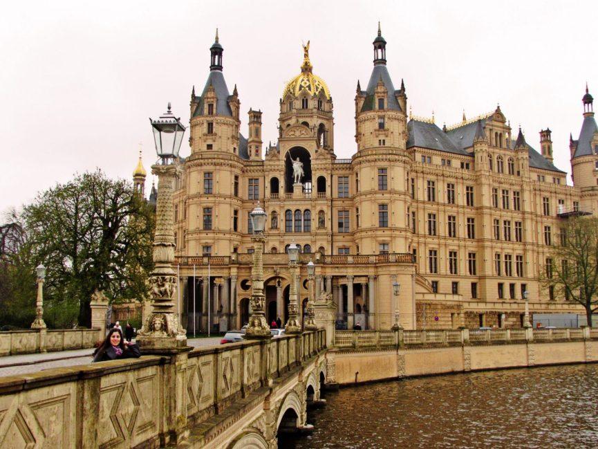 palacio de schwerin exterior