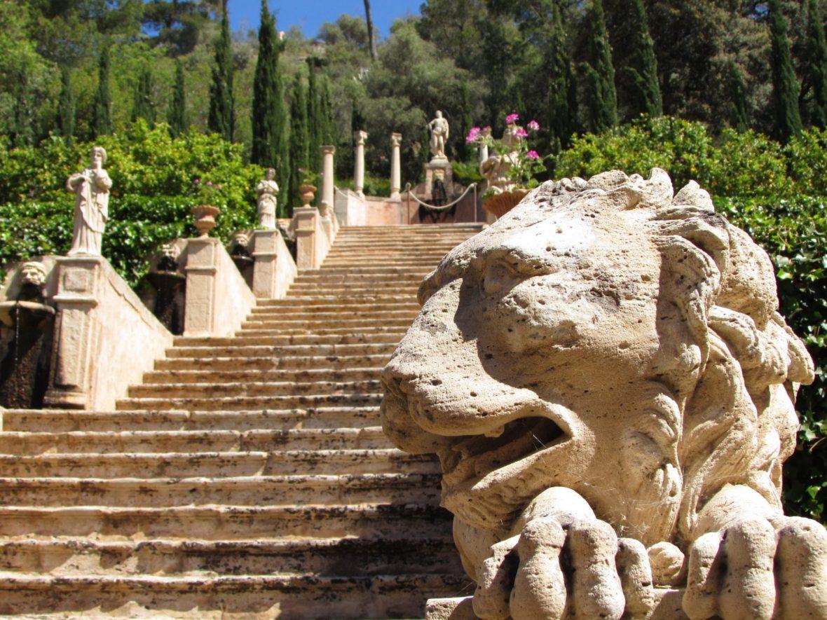 Raixa un paseo por una de las posesiones m s bonitas de for Jardines mallorca