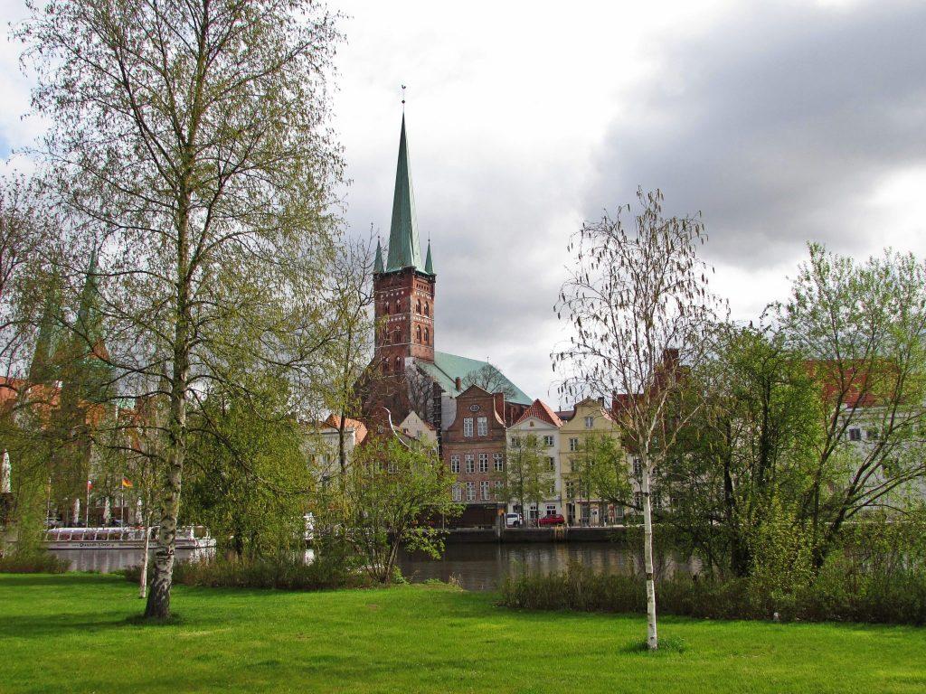 canal Lübeck