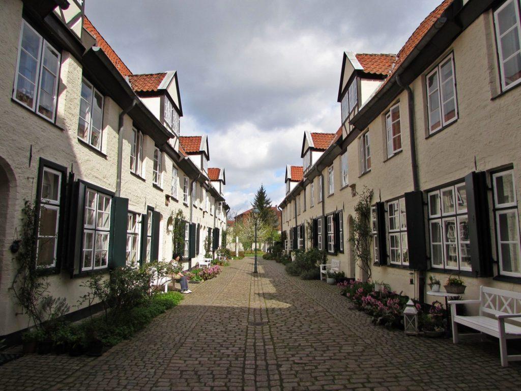 Patios de Lübeck