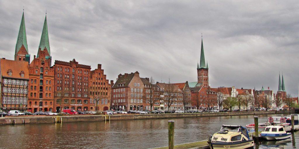 Ciudad hanseática de Lübeck