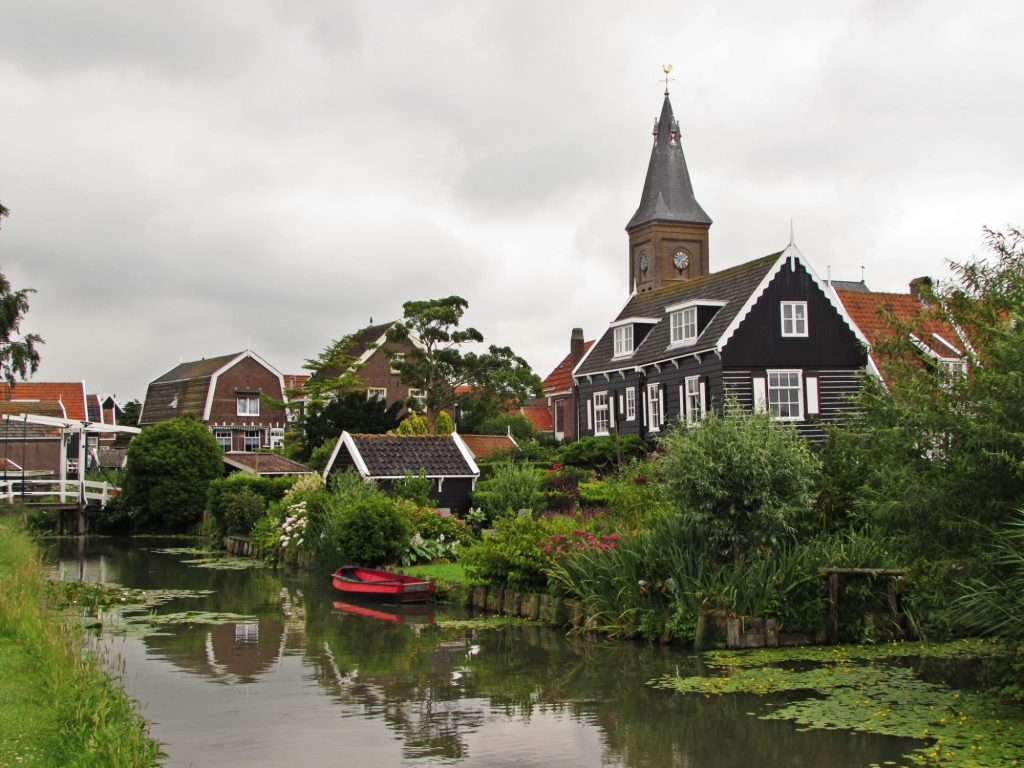Marken, uno de los pueblos más bonitos de los Paises Bajos