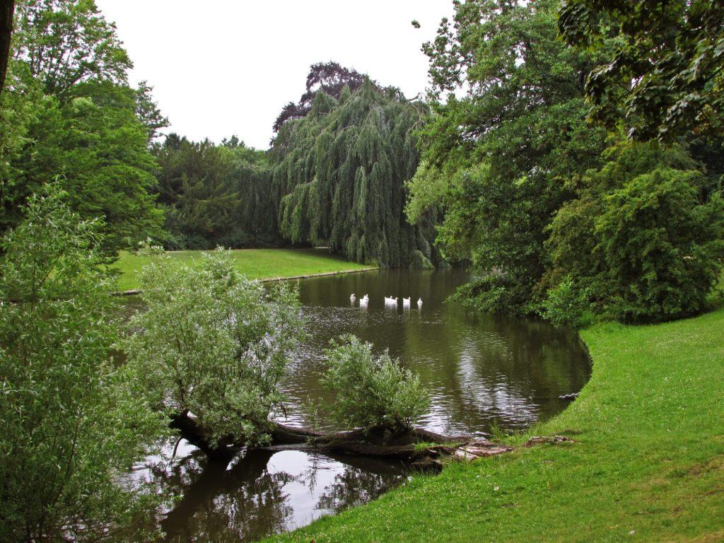 Parque Noorderplantsoen Groningen