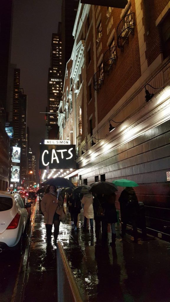 broadway cats