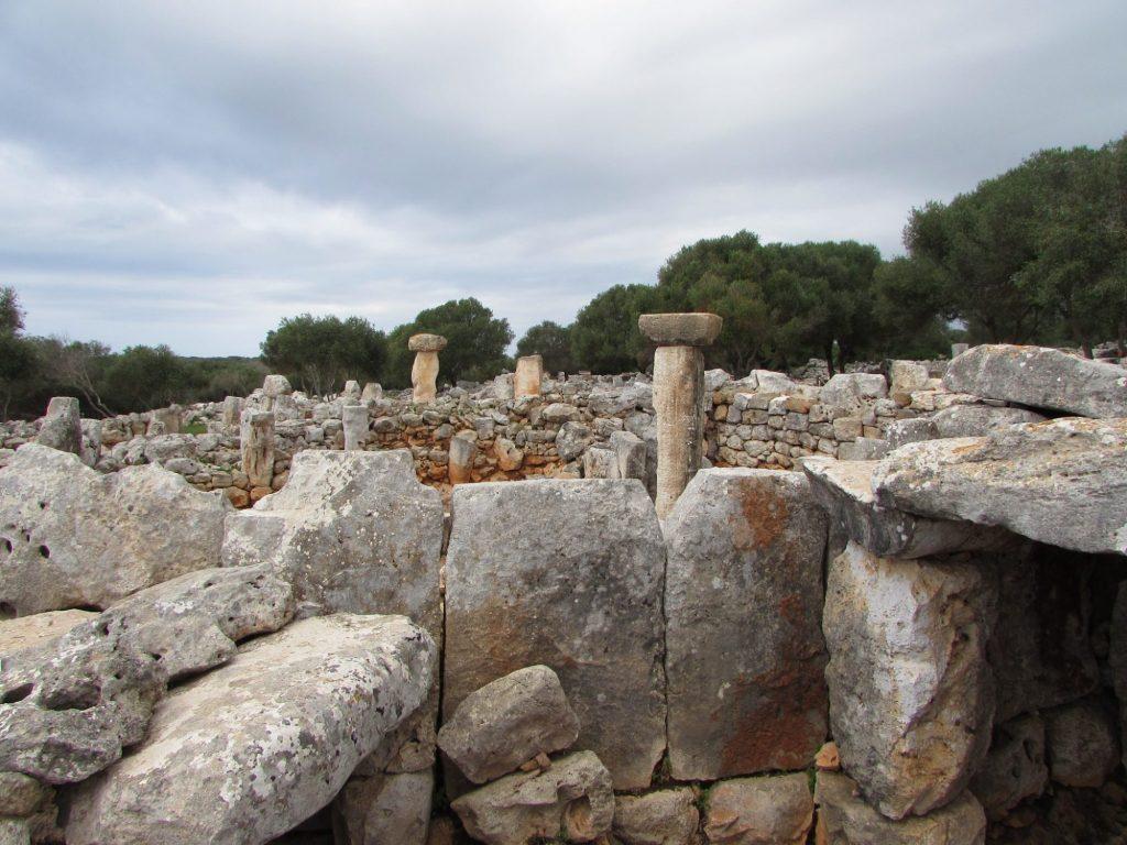 Poblado talayótico de Torre d'en Galmés, Menorca