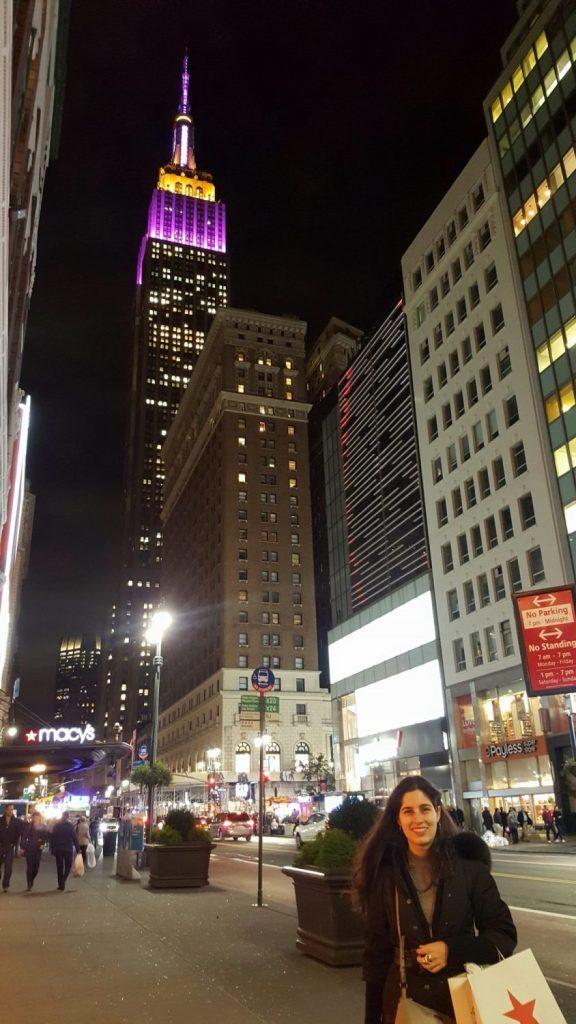 empire state noche