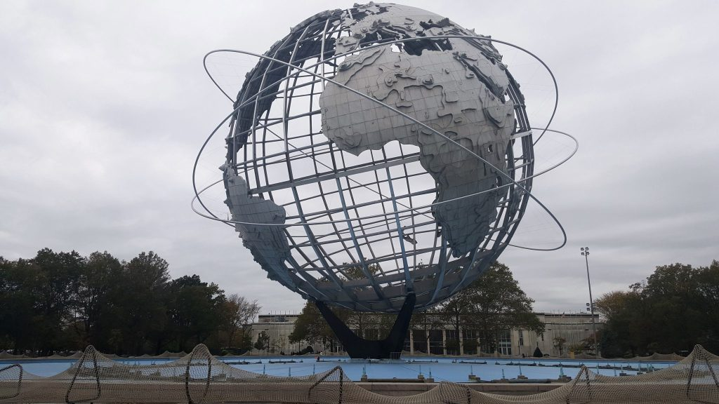 flushing meadows nueva york