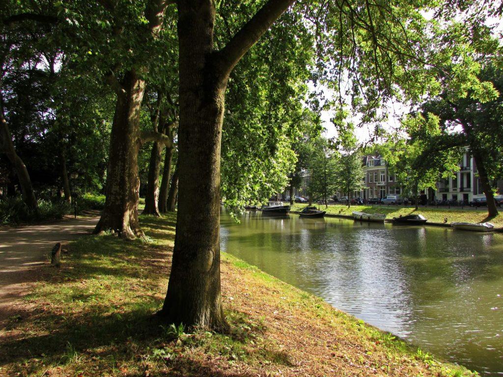 canal Stadsbuitengracht Utrecht