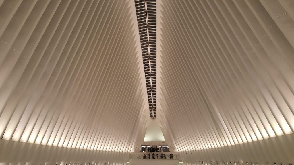 calatrava lower manhattan