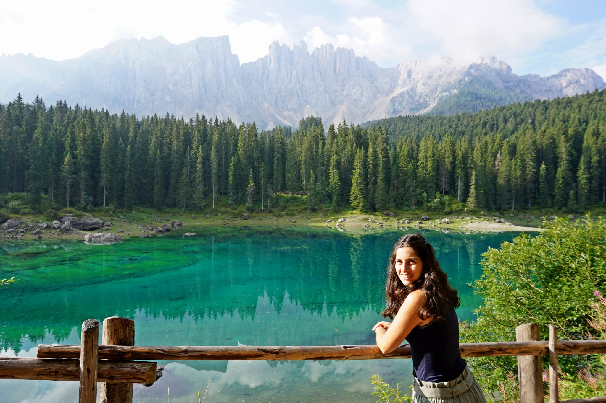 Lago di Carezza - Dolomitas