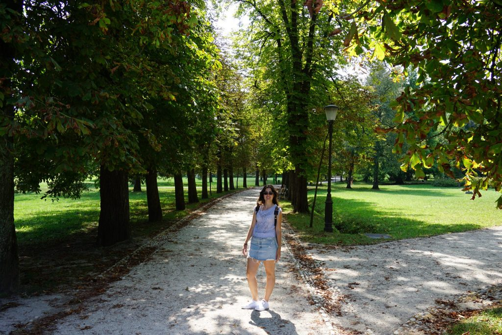 Parque Tivoli, Liubliana (Eslovenia)