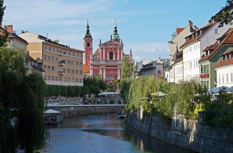 Qué ver en Liubliana en un día