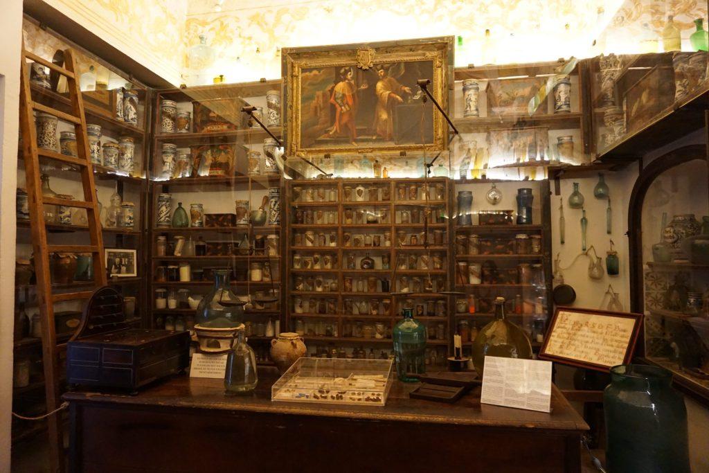 Antigua farmacia de la Cartuja de Valldemossa