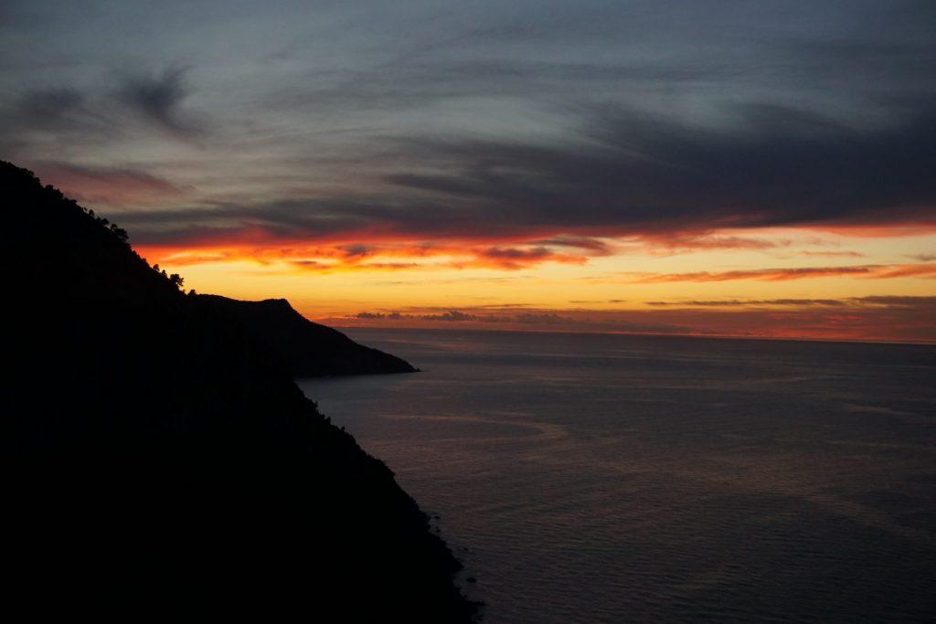 Atardecer inolvidable en el Puerto de Valldemossa