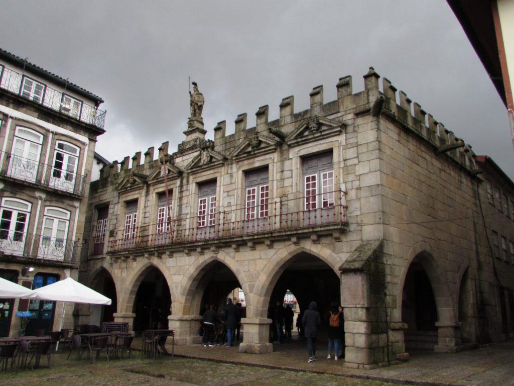 Antiguo ayuntamiento de Guimaraes