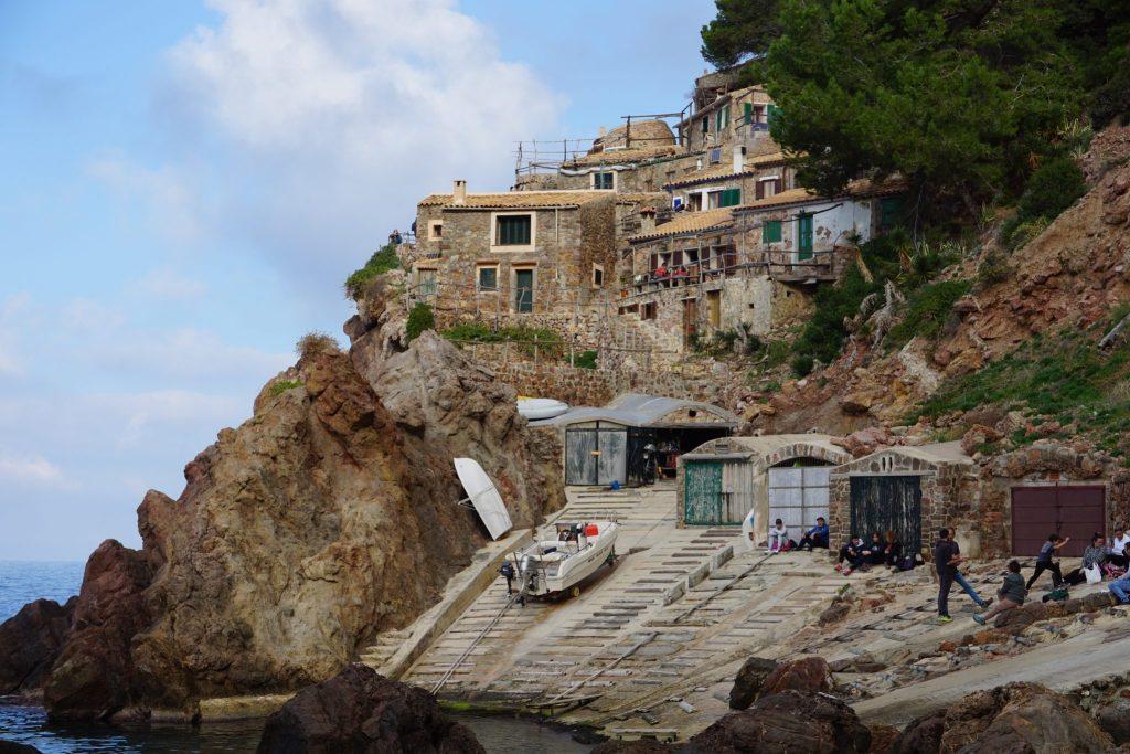 Puerto de s'Estaca, el más bonito de la Serra de Tramuntana