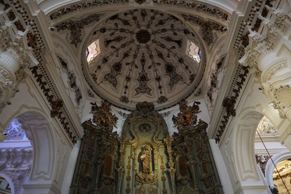 Iglesia de Santiago, Málaga