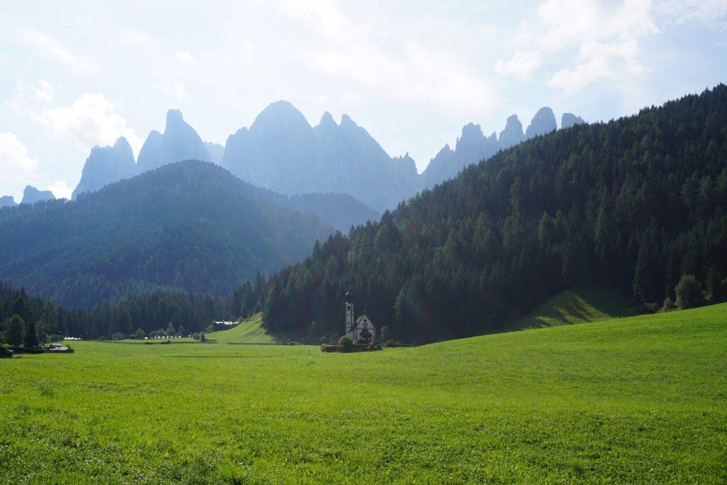 Chiesetta di San Giovanni in Ranui - Dolomitas