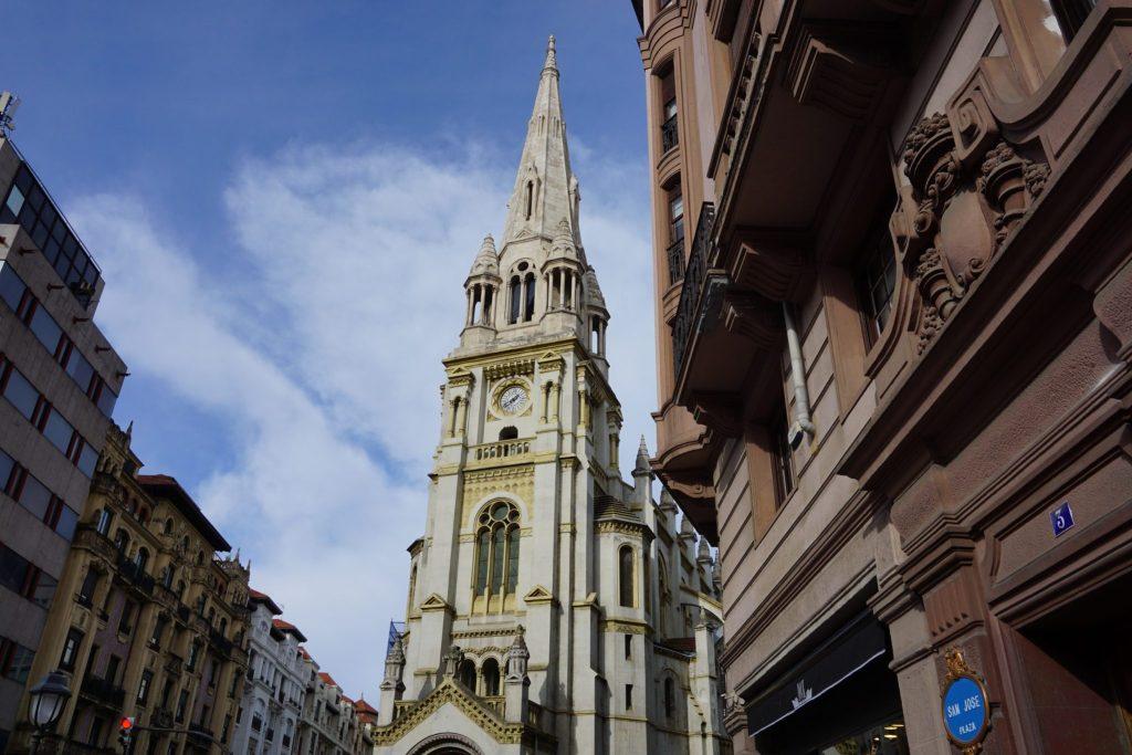 Iglesia de San José - Bilbao