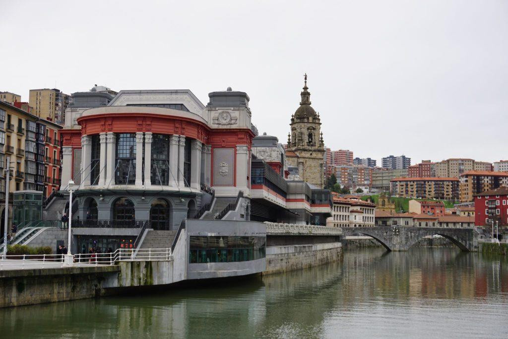 Mercado de la Ribera - Bilbao