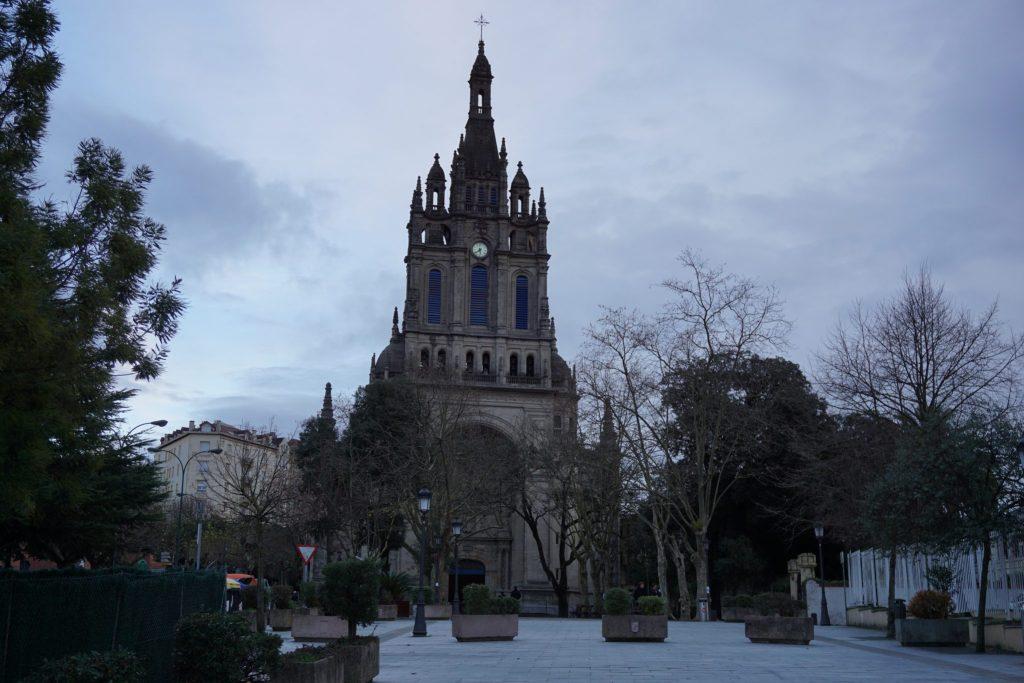 Basilica de Begoña - Bilbao