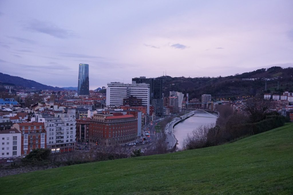 Parque de Etxebarria - Bilbao