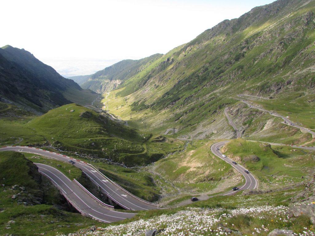 Transfagarasan, la carretera mas bonita de Rumania