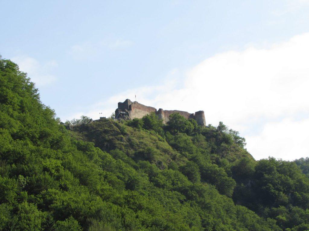 Dracula y el castillo de Poenari - Transilvania