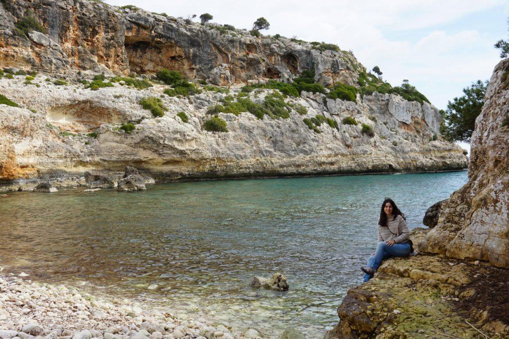 Cala Bota, Mallorca