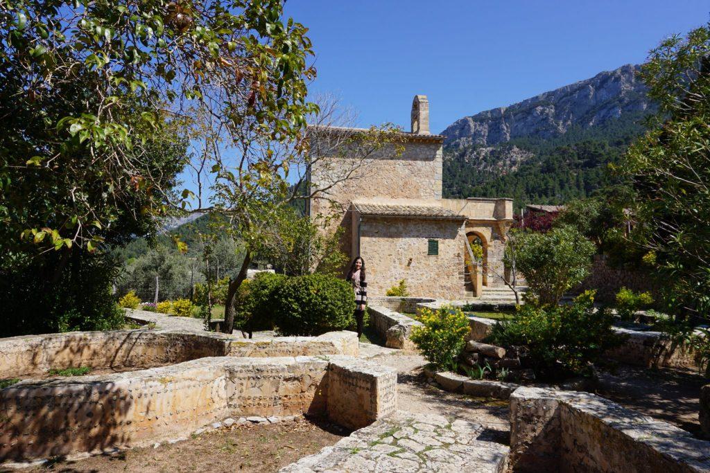 Jardín de los Cipreses en Miramar