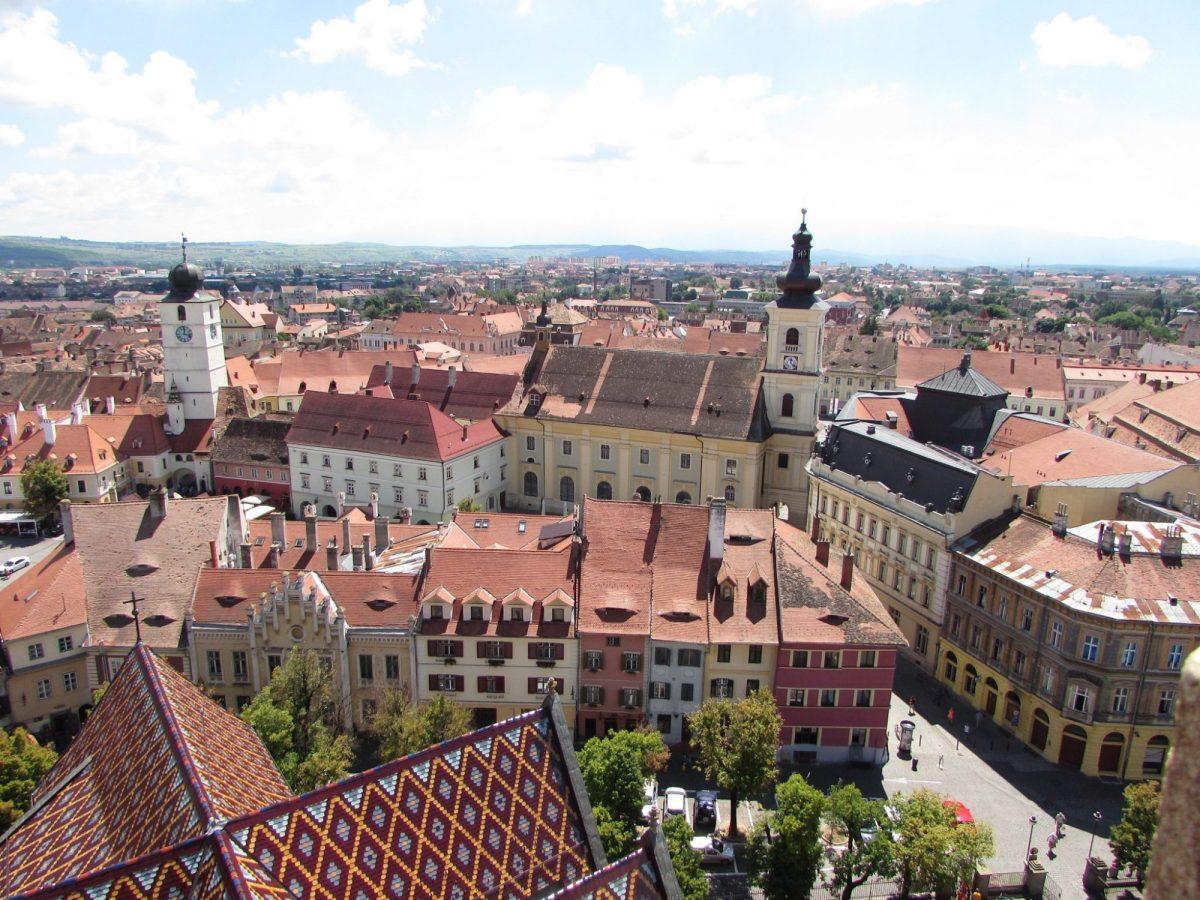 Que ver en Sibiu, Rumania