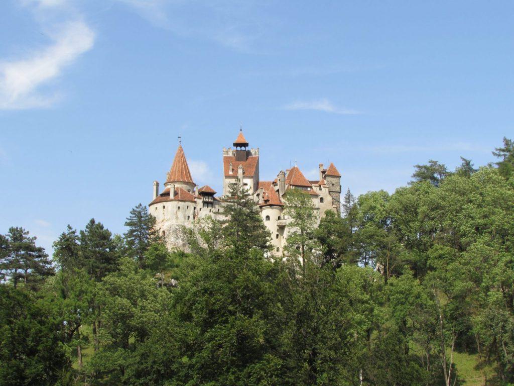 Vistas del Castillo de Bran