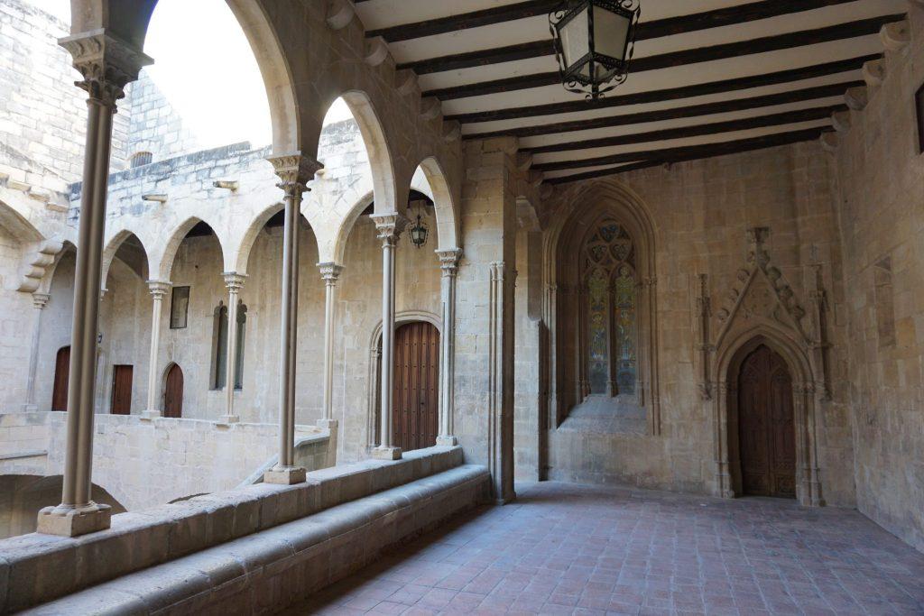 Palacio Episcopal de Tortosa