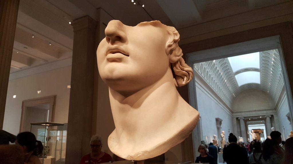 roma, grecia museo metropolitano