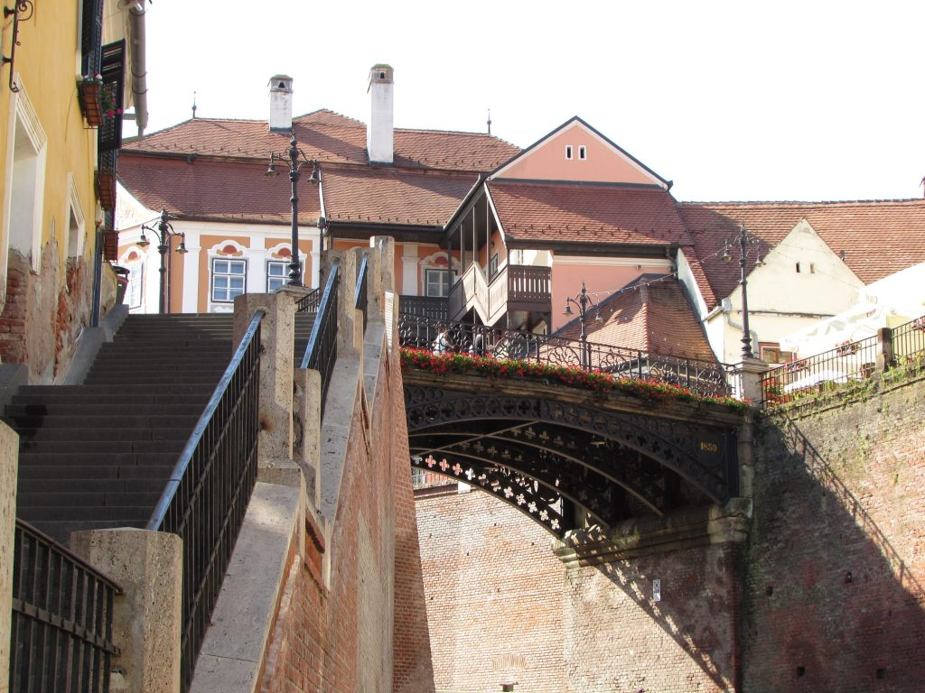 Puente de las mentiras, Sibiu