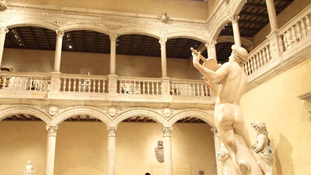 patio velez blanco museo metropolitano