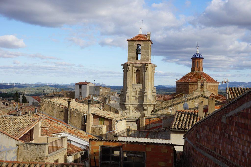 Calaceite, comarca del Matarraña