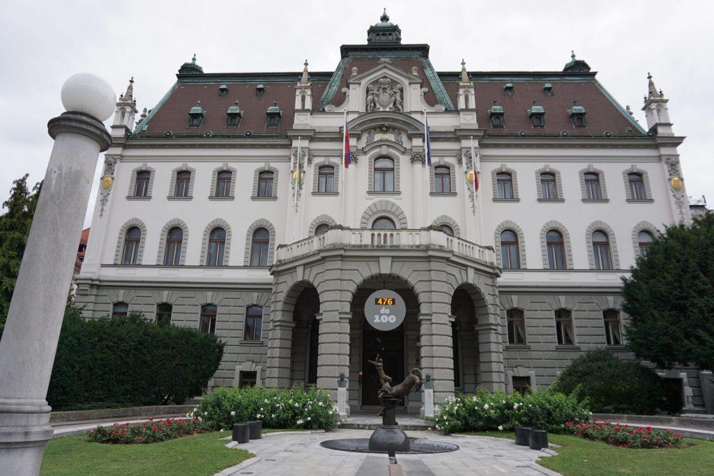 Parlamento de Eslovenia