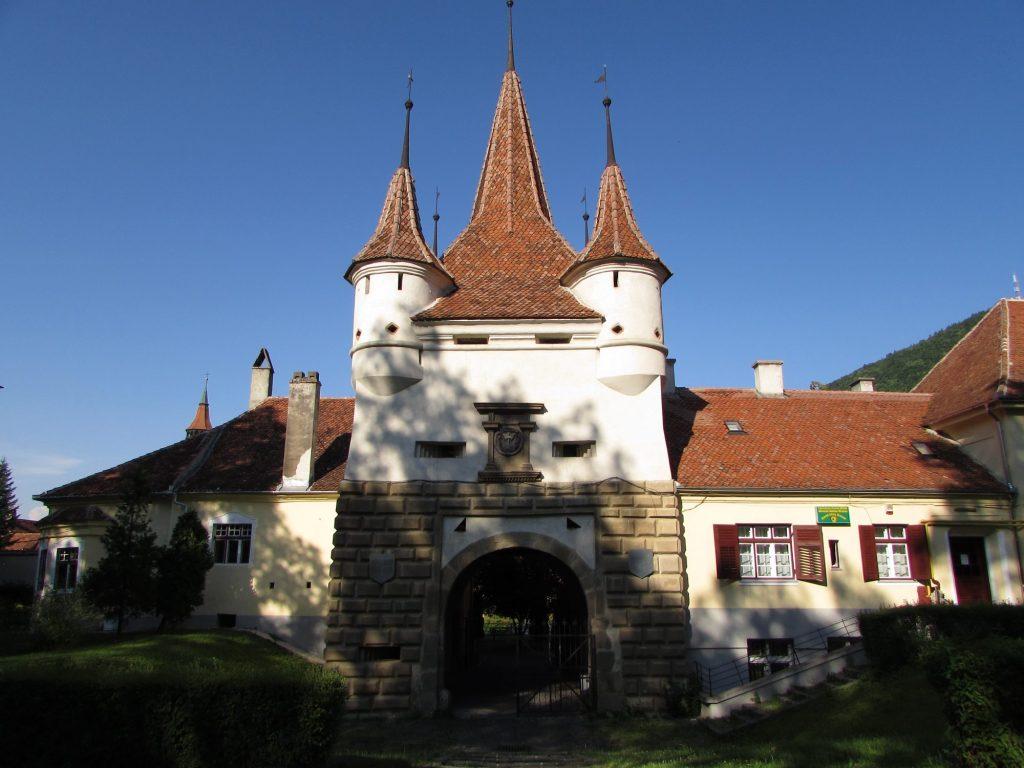 Puerta de Santa Catalina, Brasov